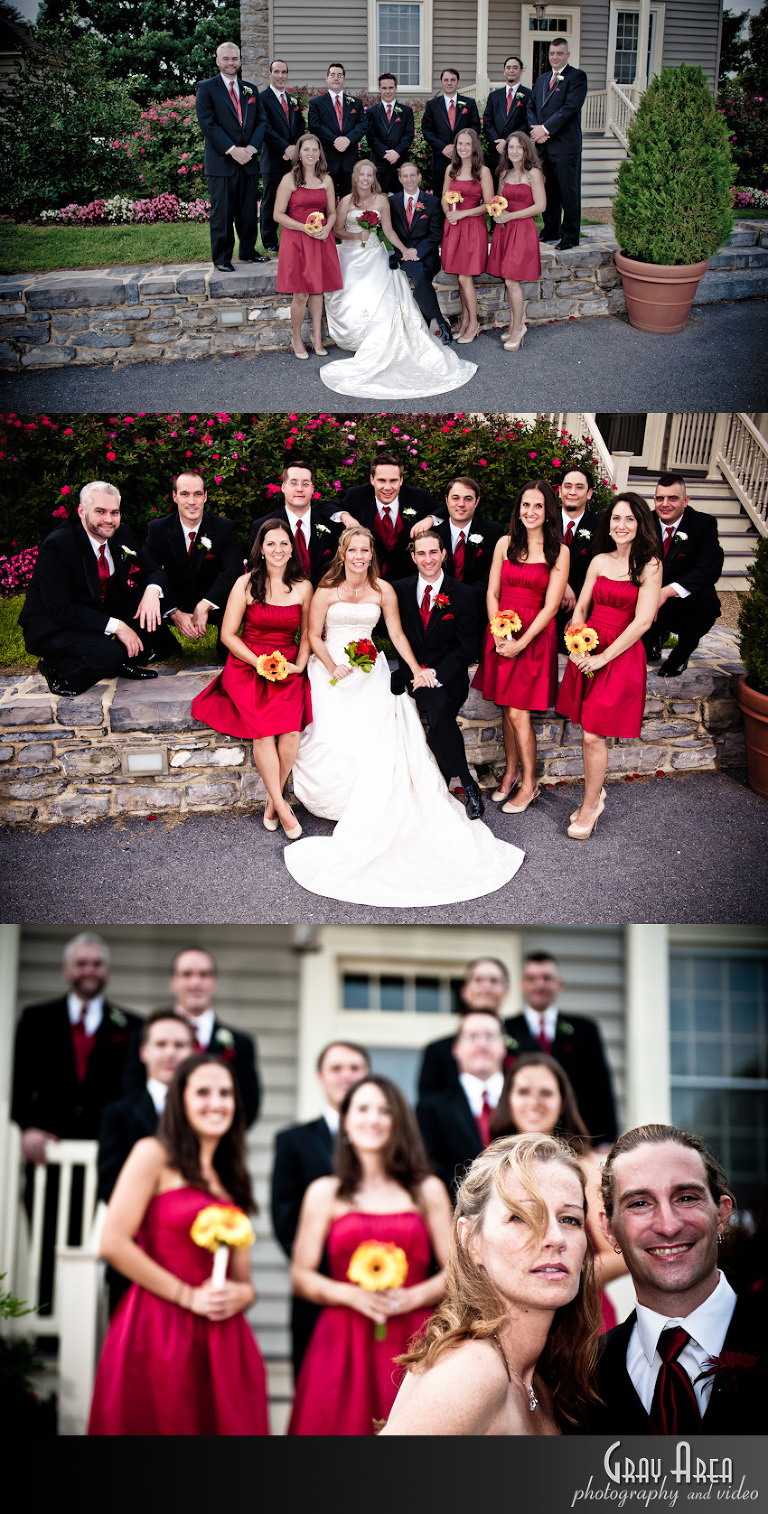 Front Royal virginia wedding photographer