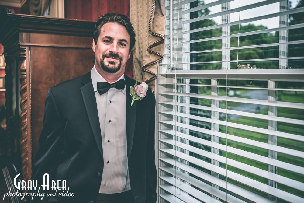 Rosemont Manor Wedding Photographer