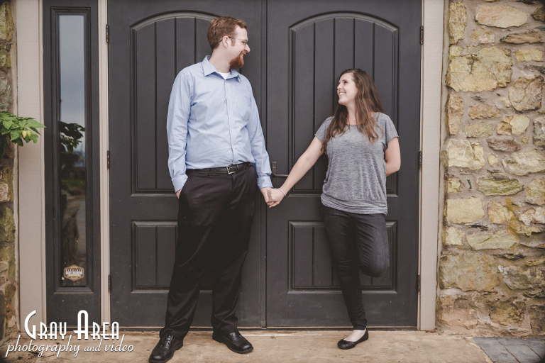 Bluemont VA Engagement Photographer