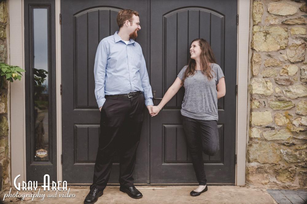 Bluemont VA Engagement Photographer